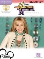 Hal Leonard Instrumental Play-Along: Hannah Montana (Clarinet) Sheet Music
