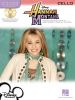 Hal Leonard Instrumental Play-Along: Hannah Montana (Cello) Sheet Music
