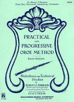 Practical and Progressive Oboe Method Sheet Music