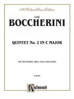 Quintet No. 2 in C Major Sheet Music