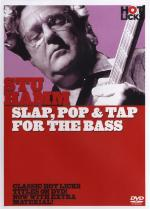 Hot Licks: Stu Hamm - Slap, Pop And Tap For The Bass Sheet Music