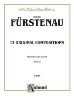 12 Original Compositions, Op. 34 Sheet Music