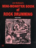Joel Rothman's Mini-Monster Book Of Rock Drumming (Revised Edition) Sheet Music