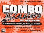 Combo Blasters for Pep Band - Part I (Flute, Mallets, Oboe) Sheet Music