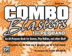 Combo Blasters for Pep Band (Drum Set) Sheet Music