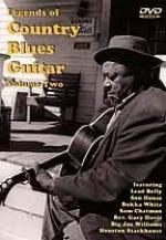 Legends Of Country Blues Guitar Volume 2 DVD Sheet Music