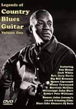 Legends Of Country Blues Guitar Volume 1 DVD Sheet Music