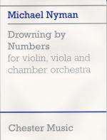 Nyman: Drowning By Numbers (Study Score) Sheet Music