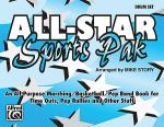 All-Star Sports Pak - Drum Set Sheet Music
