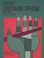 Southern Special Drum Solos Sheet Music