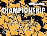 Championship Sports Pak - Baritone Sheet Music