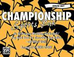 Championship Sports Pak - Drum Set Sheet Music