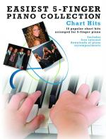 Easiest 5-Finger Piano Collection: Chart Hits Sheet Music