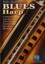 Billy Branch's Blues Harp: Harmonica DVD Sheet Music