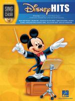Sing With The Choir Volume 8: Disney Hits (Book And CD) Sheet Music