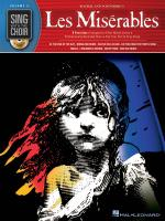 Sing With The Choir Volume 9: Les Miserables (Book And CD) Sheet Music