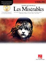 Les Miserables Play-Along Pack - Violin Sheet Music