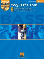 Worship Band Playalong Volume 1: Holy is the Lord - Bass Guitar Edition Sheet Music