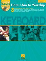 Worship Band Playalong Volume 2: Here I Am To Worship - Keyboard Edition Sheet Music
