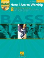 Worship Band Playalong Volume 2: Here I Am To Worship - Bass Guitar Edition Sheet Music