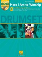 Worship Band Playalong Volume 2: Here I Am To Worship - Drums Edition Sheet Music