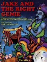 Richard Allain/ Jake And The Right Genie (Score/CD) Sheet Music