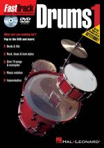 Fast Track Drums 1 (DVD) Sheet Music