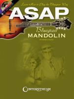 Eddie Collins: ASAP Bluegrass Mandolin - Learn How To Play The Bluegrass Way Sheet Music
