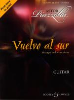 Vuelvo Al Sur 10 Tangos And Other Pieces - Guitar Sheet Music