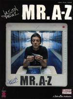 Mr. A-Z Sheet Music