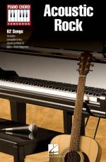 Piano Chord Songbook: Acoustic Rock Sheet Music