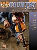 Violin Play-Along Volume 8: Country Classics Sheet Music