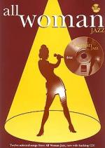 All Woman Jazz (Book And CD) Sheet Music