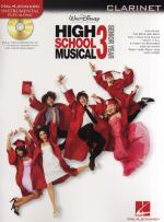 High School Musical 3 - Clarinet Sheet Music