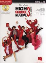 High School Musical 3 - Cello Sheet Music