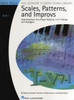 Scales, Patterns And Improvs - Book 1 Sheet Music