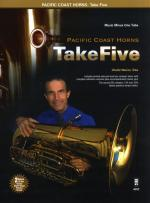 Pacific Coast Horns: Take Five Sheet Music