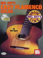 Mel Agen: Easy Flamenco Solos Sheet Music