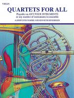 Quartets for All Sheet Music