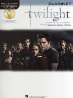 Hal Leonard Instrumental Play-Along: Twilight (Clarinet) Sheet Music