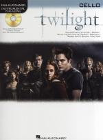 Hal Leonard Instrumental Play-Along: Twilight (Cello) Sheet Music