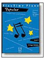 PlayTime® Popular Sheet Music
