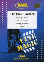 The Pink Panther - Clarinet Sheet Music