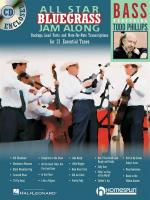 All Star Bluegrass Jam Along - Bass Sheet Music
