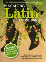 Play-Along Latin With A Live Band! - Trumpet Sheet Music