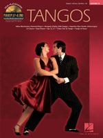 Piano Play-Along Volume 79: Tangos Sheet Music