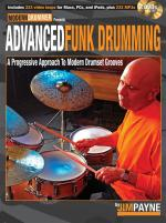 Modern Drummer Presents: Advanced Funk Drumming Sheet Music