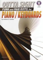 Outta Sight Funk And R&B Riffs For Piano/Keyboards Sheet Music