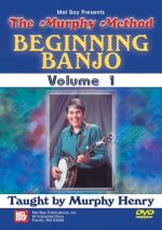Murphy Henry: Beginning Banjo - Volume 1 Sheet Music