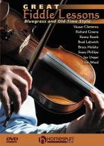 Great Fiddle Lessons - Bluegrass And Old-Time Styles Sheet Music